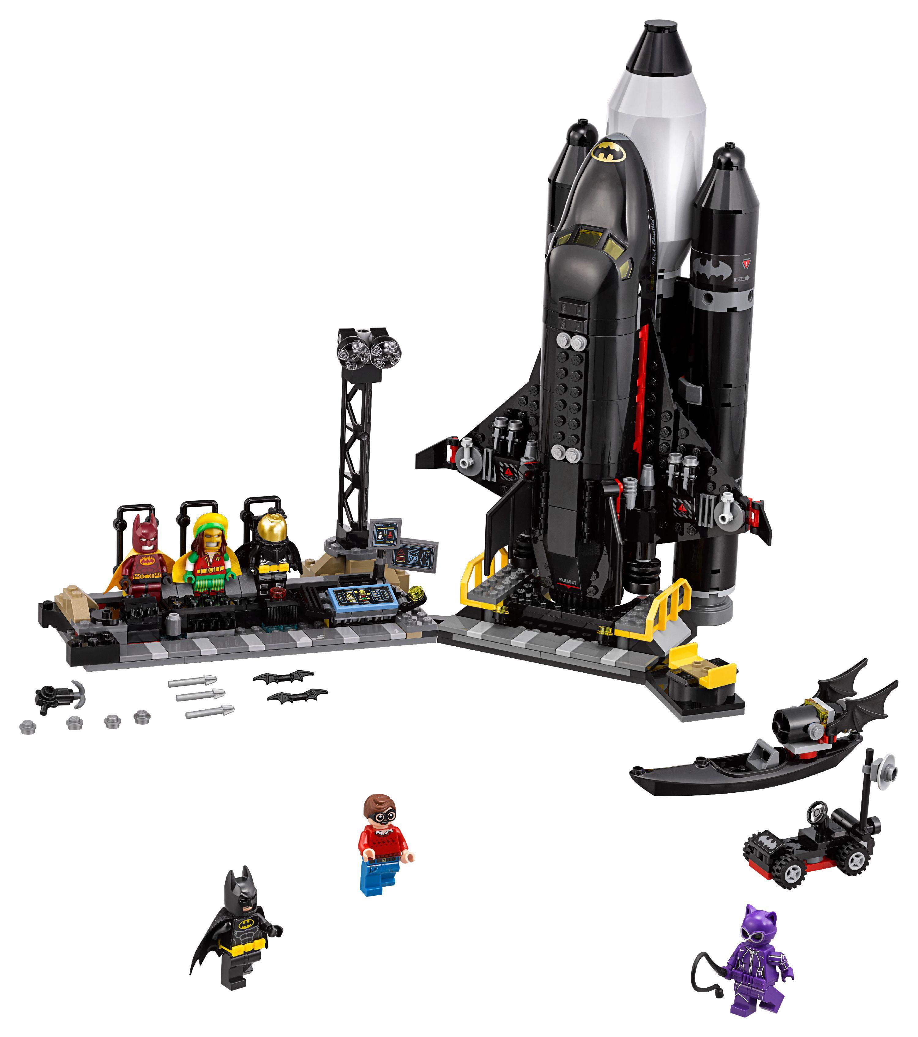 Lego Batman Movie The Bat-Space Shuttle 70923 by LEGO System Inc