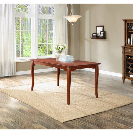 and gardens ashwood road dining table brown cherry