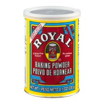 Baking Powder: Royal Baking Powder
