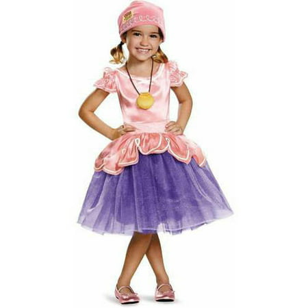 Captain Jake and the Neverland Pirates Izzy Tutu Deluxe Toddler Halloween Costume](Jake And Neverland Pirates Halloween)