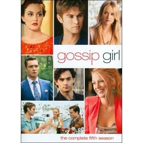 Gossip Girl: The Complete Fifth Season (Widescreen)