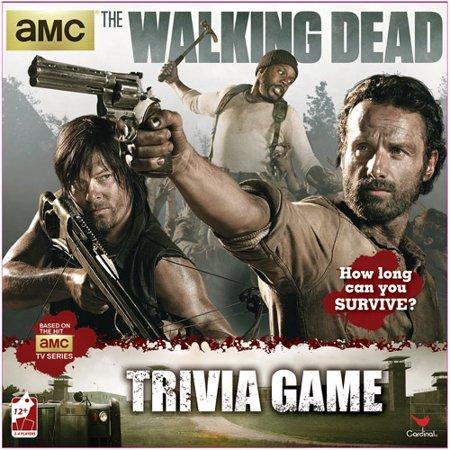The Walking Dead Trivia Game (Halloween 7 Trivia)