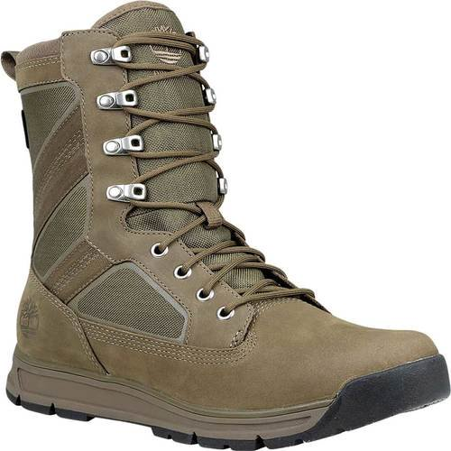 Compositor Regenerador deseo  Timberland - Timberland 8 Inch Men's Field Guide Boots Dark Olive Nubuck -  Walmart.com - Walmart.com