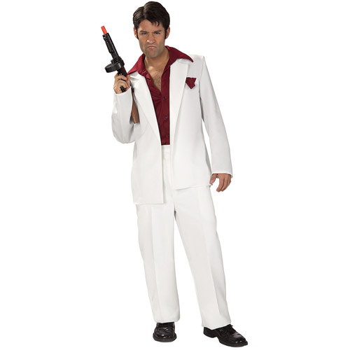 Tony Montana Scarface Adult Halloween Costume - One Size