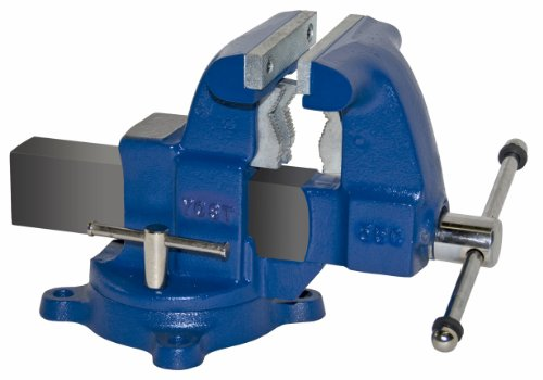"Yost Vises 55C 5.5"" Tradesman Series Industrial Grade Bench Vise Made in USA by Yost Vises"