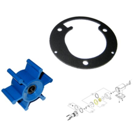 SHURFLO Macerator Impeller Kit f/3200 Series - Includes -