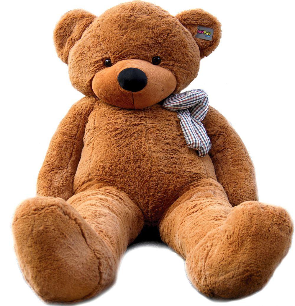 Joyfay Giant Teddy Bear In Dark Brown 6ft Stuffed Bear Great Fo