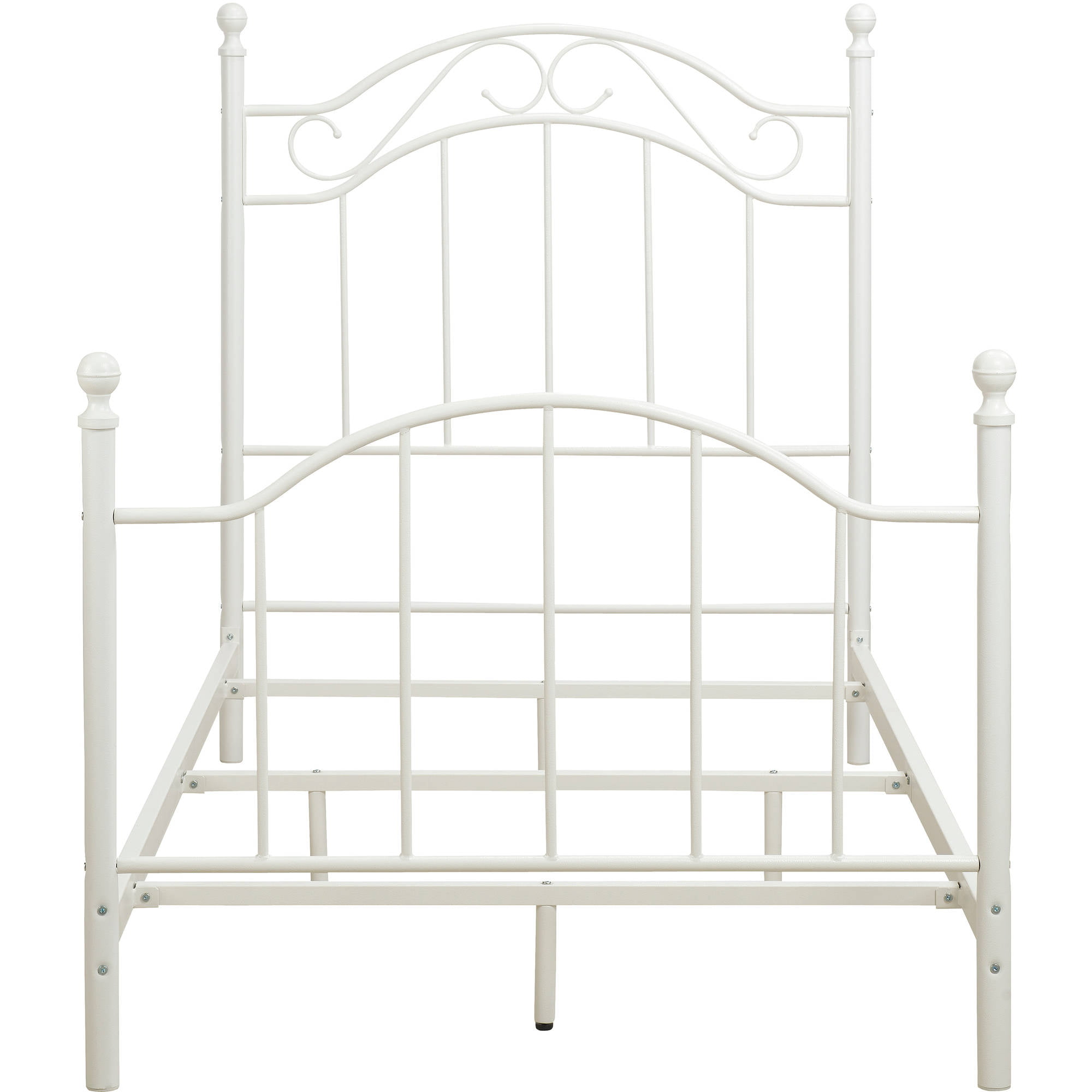 Fresh Twin Metal Bed Frame Plans Free
