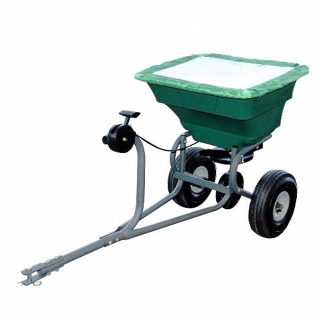 Precision Products  Inc  75 Lb Tow Broadcast Spreader