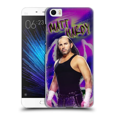 OFFICIAL WWE MATT HARDY HARD BACK CASE FOR XIAOMI PHONES