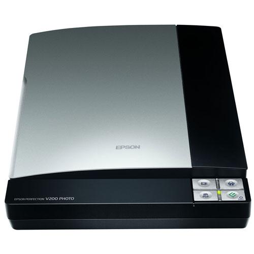 EPSON PERFECTION V200 SCANNER DESCARGAR CONTROLADOR