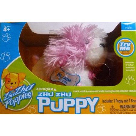 Zhu Zhu Pets Blush Dog Zhu Zhu Pets Blush Dog