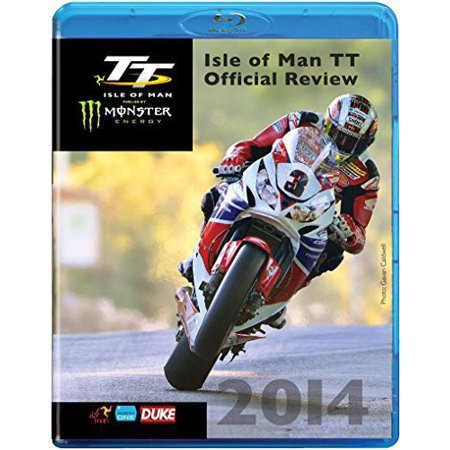 Isle of Man TT Official Review 2014 (Blu-ray)