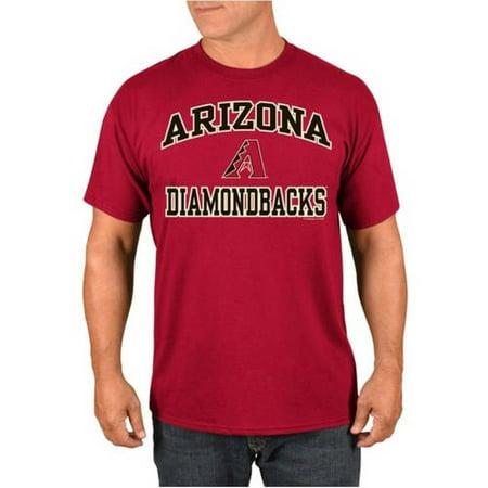 MLB Arizona Diamondbacks Men's High Praise (Major Johnson T-shirt)