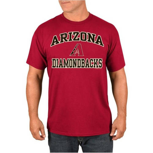 MLB Arizona Diamondbacks Men's High Praise T-Shirt