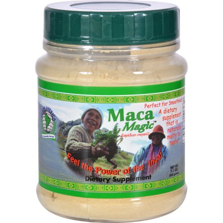 Maca Magic Powder Jar 7.1 oz