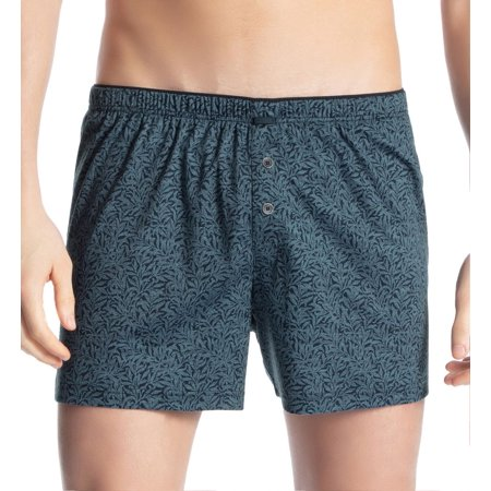Men's Calida 24161 Cotton Choice Boxer (Dark Saphire 2XL) - image 1 of 1