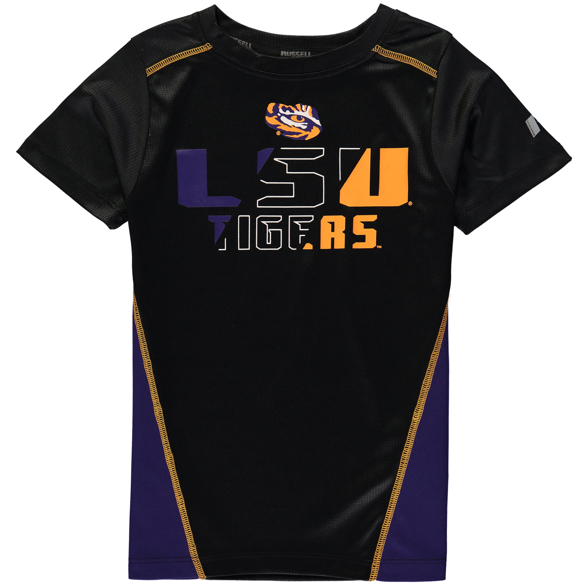 Youth Black LSU Tigers Impact T-Shirt