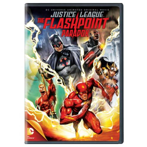 JUSTICE LEAGUE-FLASHPOINT PARADOX (DVD/FF)