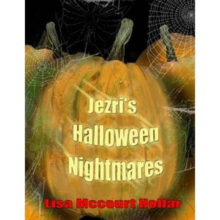 Jezri's Halloween Nightmares - eBook - This Is Halloween Nightmare Revisited