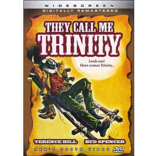THEY CALL ME TRINITY (DVD/WS 2.35/ENG-DUB)