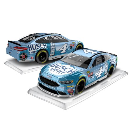 Kevin Harvick Action Racing 2018 #4 Busch Light 1:64 Monster Energy NASCAR Cup Series Die-Cast Ford Fusion - No Size (Kasey Kahne Nascar Auto Racing)