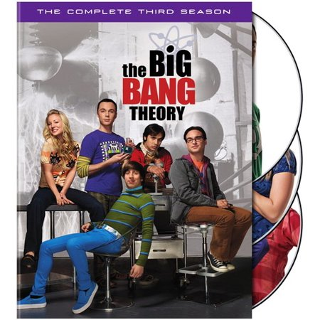 The Big Bang Theory  The Complete Third Season