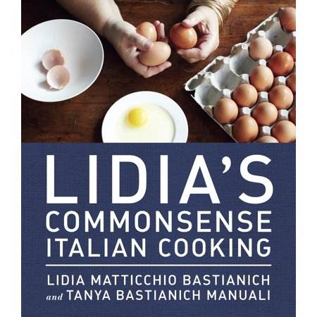 Model Master Italian (Lidia's Commonsense Italian Cooking : 150 Delicious and Simple Recipes Anyone Can)