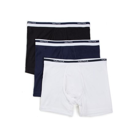 (Three-Pack Classic Boxer Briefs)