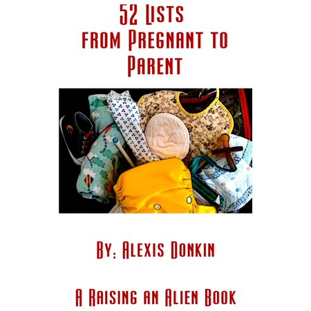 52 Lists from Pregnant to Parent - eBook