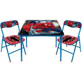 Disney - Cars Erasable Activity Table and Chairs Set - Walmart.com