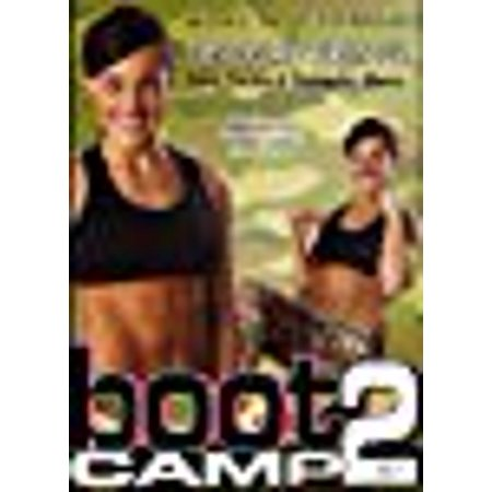 Lindsay Brin's Boot Camp 2 DVD with Moms Into