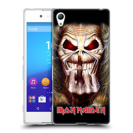 OFFICIAL IRON MAIDEN ART SOFT GEL CASE FOR SONY PHONES