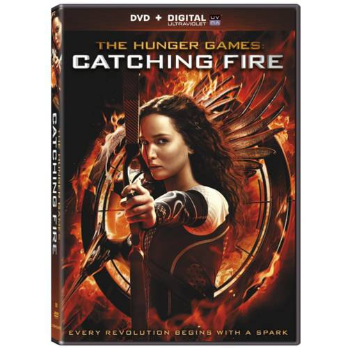 The Hunger Games: Catching Fire (DVD   Digital Copy) (With INSTAWATCH) (Widescreen)