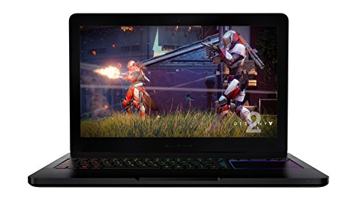 Razer Blade Pro Gaming Laptop 17.3 120Hz Full HD display, Quad-Core Intel Core i7-7700HQ, GeForce GTX 1060 (VR Ready),... by Razer