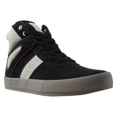 New Creative Recreation Mens Moretti BlackMarshmallow Fashion Shoes Size 9