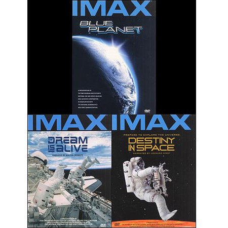 IMAX: The Best Of Space Collection - Blue Planet / Destiny In Space / The Dream Is Alive