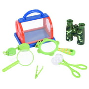 Nature Bound Bug Catcher And 8 Piece Nature Exploration Bug Catcher Kit For Kids
