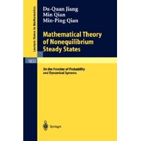 Mathematical Theory of Nonequilibrium Steady States : On the Frontier of Probability and Dynamical Systems