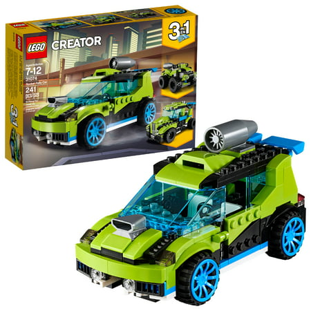 LEGO Creator Rocket Rally Car 31074 - Ideas For Pep Rally