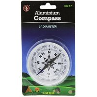 SE CG77 Jumbo Compass with 3-Inch Diameter