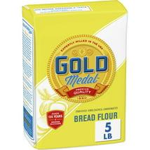 Flours & Meals: Gold Medal Unbleached Bread Flour