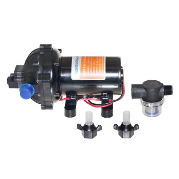 Washdown Pump 60 PSI 5GPM 12V Pro #: WDPUMP50 X-Ref #: