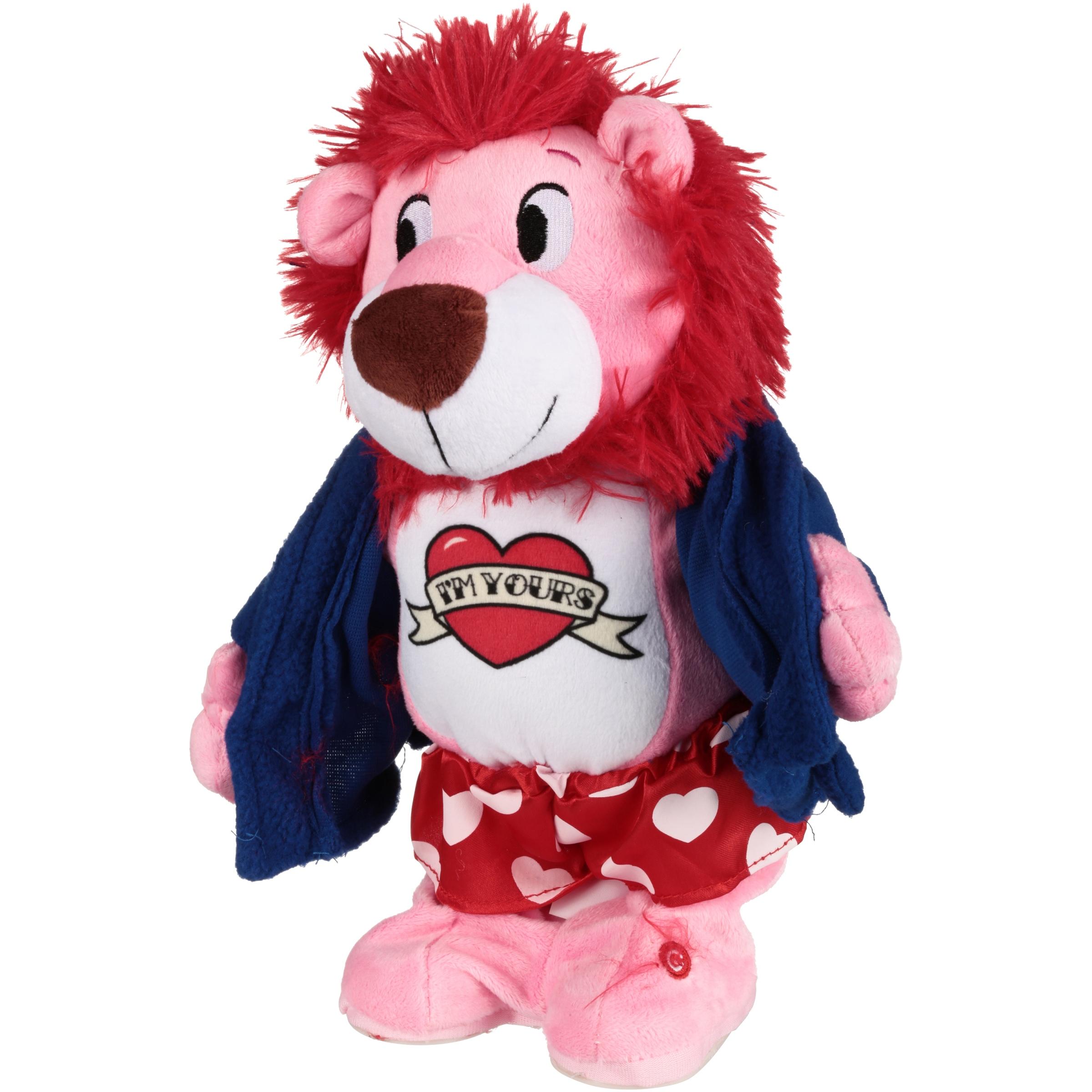 Valentine – Wal-Mart Charlie Puth's Marvin Gaye Lion Flasher
