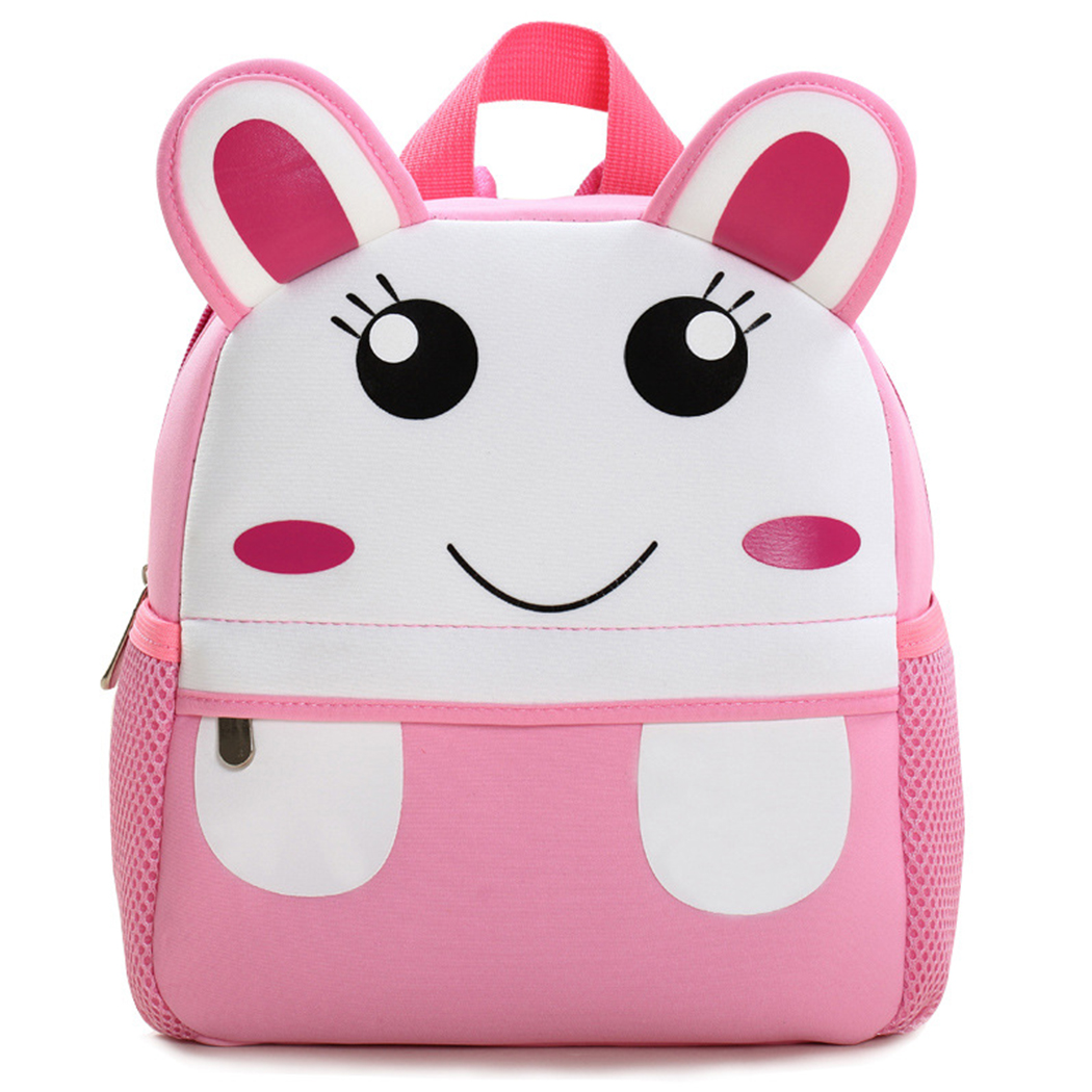 School Backpack, Coofit Cartoon Animal Cute Multi-purpose Bookbag Casual Backpack Travel Daypack for Students Boys Girls Kids