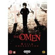 The Omen Collection - 4-DVD Set ( The Omen / Damien: Omen II / Omen III: The Final Conflict / Omen IV: The Awakening ) [ NON-USA FORMAT, PAL, Reg.2 Import - Denmark ]