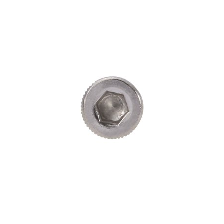 10pcs M4x60mm 304 Stainless Steel Knurled Hex Socket Head Bolts Nuts w Washers - image 2 of 4
