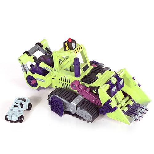 Transformers Armada Maxcon: Scavenger With Off-Road Mini-Con