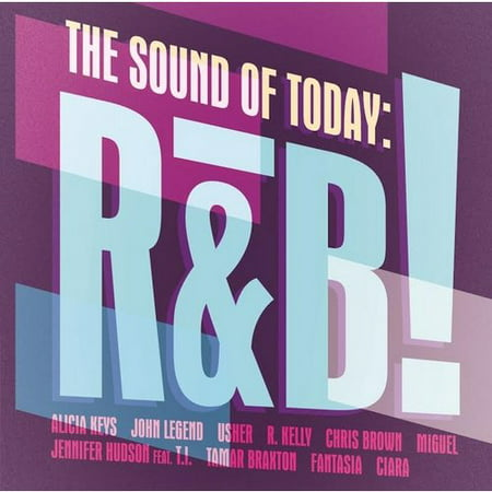 The Sound Of Today: R&B - R&b Halloween Music