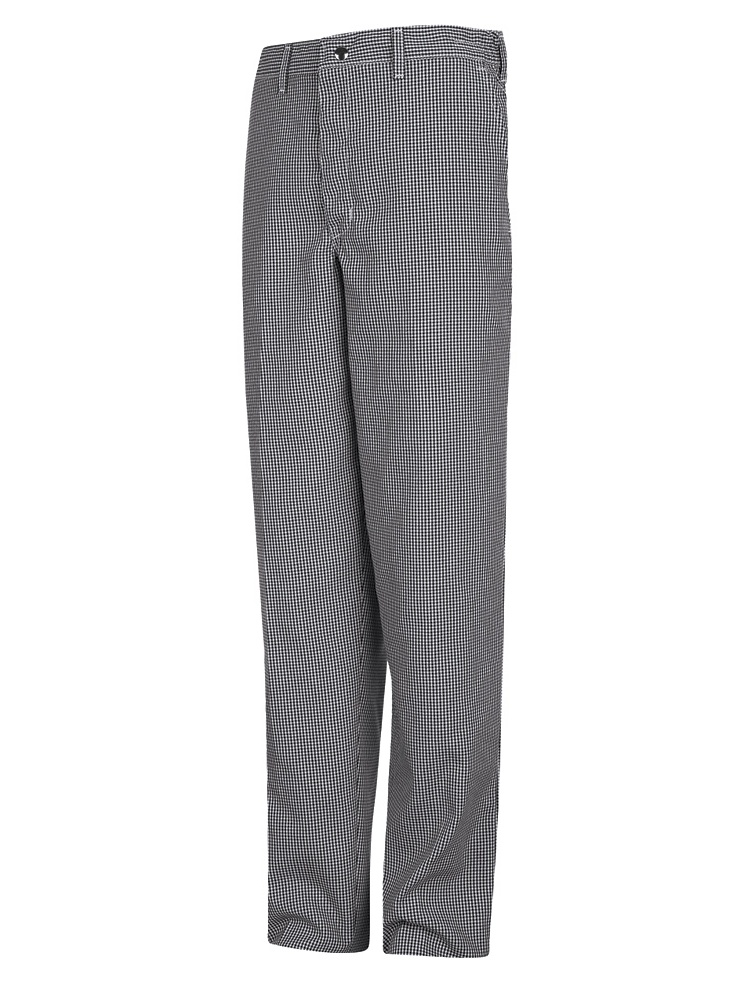 Chef Designs Checked Cook Pant